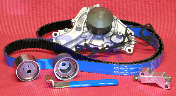 3SX Solid Adjustable Timing Tensioner 3000GT Stealth DOHC