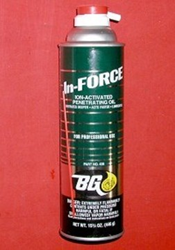 Picture of BG In-Force Penetrating Oil #438