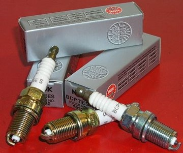 Picture of NGK Copper Spark Plugs