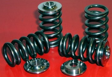 Picture of 3SX Valve Springs Set of 24 with Titanium Retainers