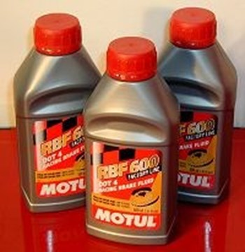 Picture of Motul 600 Brake Fluid RBF600 RBF-600