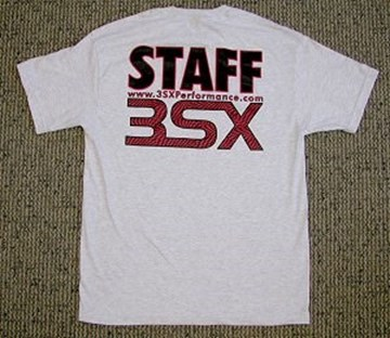 Picture of T-Shirt - 3SX STAFF