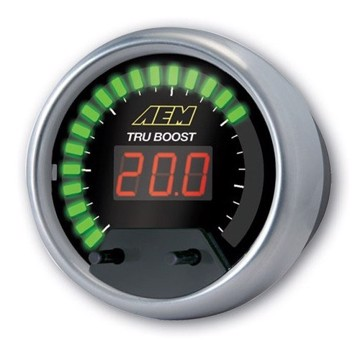Picture of AEM TRU-Boost Gauge+Controller 30-0532