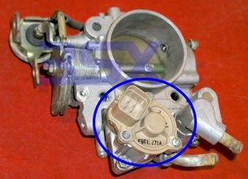 Picture of Idle Speed Control ISC / IAC Servo All 3S OEM Mitsubishi