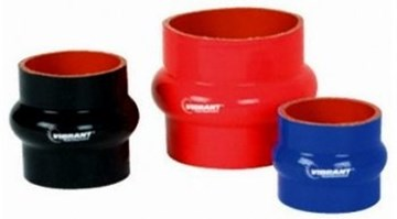 Picture of Silicone Turbo HUMP Hose Couplers 3 inch Length