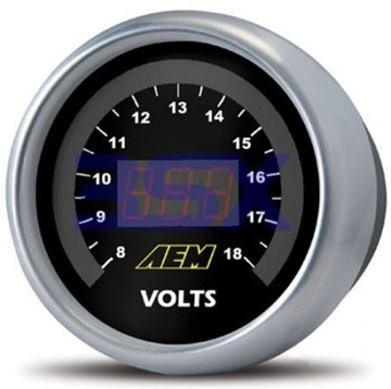 Picture of AEM Volt Gauge