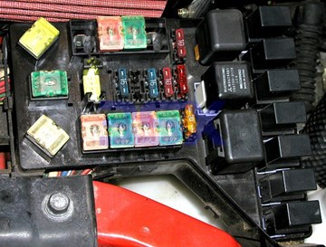 Picture of Factory Relays for 3000GT / Stealth - OEM Mitsubishi
