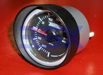 Picture of TurboSmart Boost Gauge Vacuum