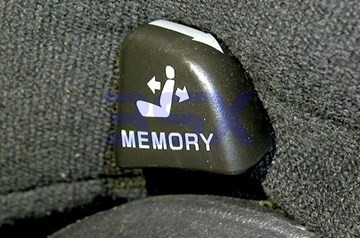 Picture of Seat Reclining MEMORY Knob / Switch Driver Side 3000GT Stealth