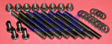Picture of 3SX Custom ARP Main Stud Kit for 91-92 TT/VR4 2-Bolt Mains
