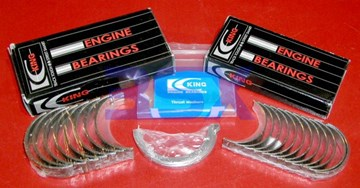 Picture of King Bearings Engine Bearings Rods Mains Thrust DOHC 3000GT/Stealth
