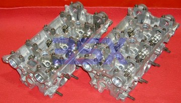 Picture of 3SX Heads Stage 1 - Valve Job with Hi-Rev Valve Springs Kit