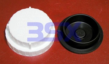 Picture of OEM Brake Master Cylinder Reservoir Cap/Cover Stock 3000GT/Stealth