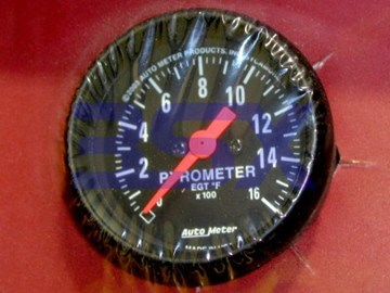 Picture of Autometer EGT Gauge Pyrometer