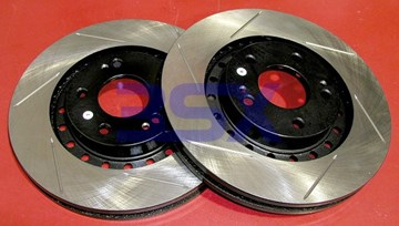 Picture of PowerSlot Brake Rotors 3000GT / Stealth Power Slot Slotted Rotors