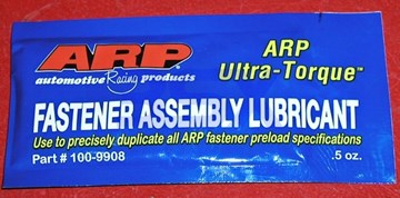 Picture of ARP Ultra-Torque Fastener Assembly Lubricant 0.5-oz Pak 100-9908