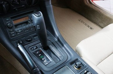 Picture of Automatic Shifter Base Cover Panel - PRNDL Panel AT 3000GT / Stealth