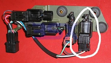 Picture of Stock OEM Boost Solenoid / Factory Boost Controller