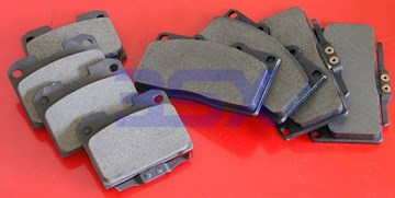 Picture of OEM Brake Pads Mitsubishi Stock Brake Pads 3000GT Stealth
