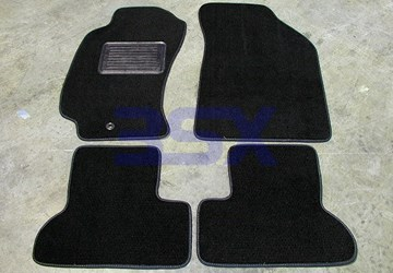 Picture of Floormats 3000GT Stealth Floor Mats Plain No Logo