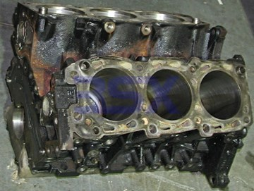 Picture of Bare Block OEM Mitsubishi 3000GT Stealth