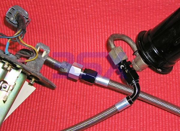 Picture of 3SX Custom Fuel Kits - Stock Fuel Tank Sending Unit to Stock Fuel Filter