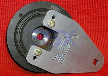 Picture of 3SX Crank Pulley Tool - Crank Pulley Removal & Installation Tool 3000GT / Stealth, Harmonic Balancer Holder