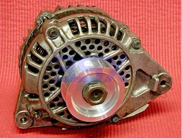 Picture of 3SX Custom Alternator Pulley 93m-99 - 3SX-63