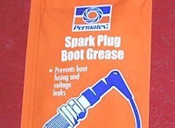 Picture of Permatex Spark Plug Boot Grease 4-gram Pak
