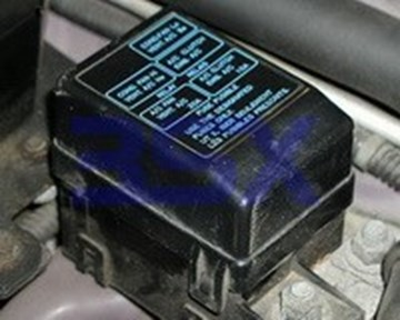 Picture of Fuse Cover Panel 3000GT Stealth
