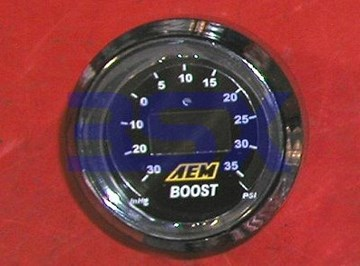 Picture of AEM Boost Display Gauge