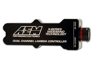 Picture of AEM Inline 2-Channel O2 Controller
