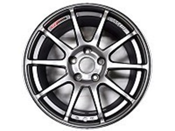 Picture of SSR Wheels GTV02 Aluminum Wheels - Flat Black & Phantom Silver