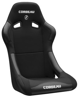 Picture of Corbeau Seat Forza - Black Cloth