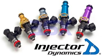 Picture of Injectors ID 1700cc Injector Dynamics 3S w/ USCAR-EV1 Adapters Set of 6