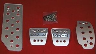 Picture of Aluminum Pedal Covers 3S - VR-4