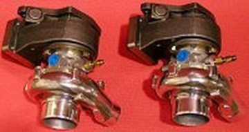 Picture of 3SX Turbos - 3SX Annihilators w Triple Ball Bearings PAIR