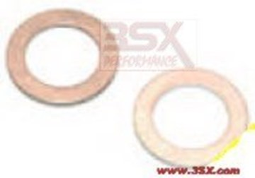 Picture of Turbo Oil Feed Crush Washer 10mm