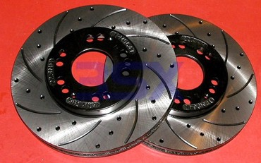 Picture for category Brake Rotors: OEM & Aftermarket