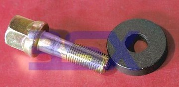 Picture of Crank Pulley Harmonic Damper BOLT / WASHER