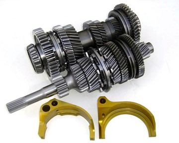 Picture of SCE DogBox 6-Speed Transmission Gears