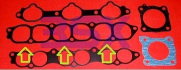 Picture of Gasket Upper Plenum DOHC - OEM