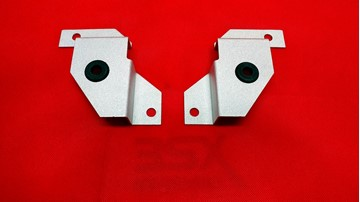 Picture of 3SX Custom Upper Radiator Brackets