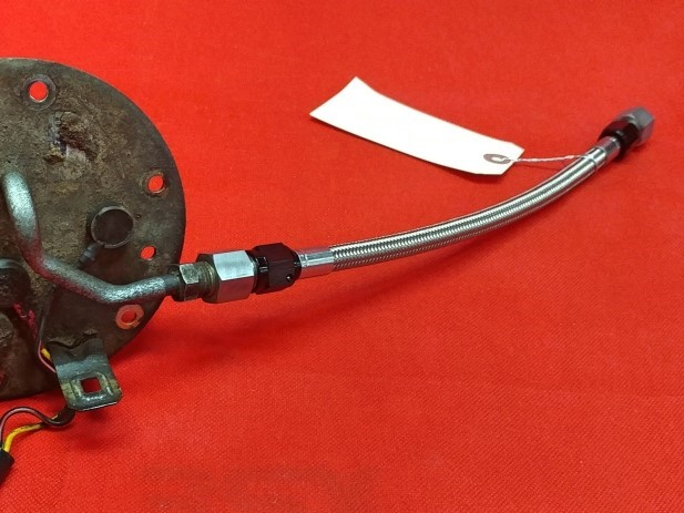 Picture of 3SX Custom Fuel Kit - Stock Sending Unit / Fuel Tank to Hard Feed Line Fuel Line - All 3S