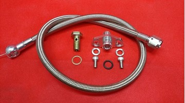 Picture of 3SX Custom Fuel Kit - From Stock Fuel Filter to Stock Fuel Rail
