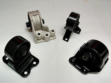 Picture of 3SX Custom Rubber OEM-Replacement Motor Mounts / Engine Mounts 3000GT Stealth All Years