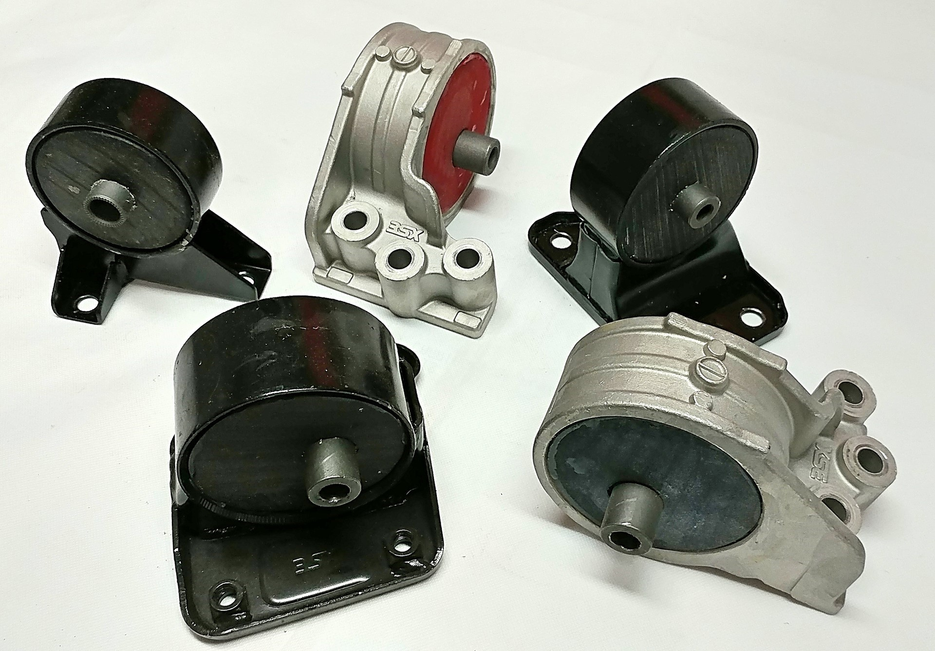 Picture of 3SX Performance Polyurethane Motor Mounts / Engine Mounts - 3000GT / Stealth (all years/models)