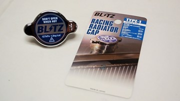 Picture of Radiator Cap - Blitz