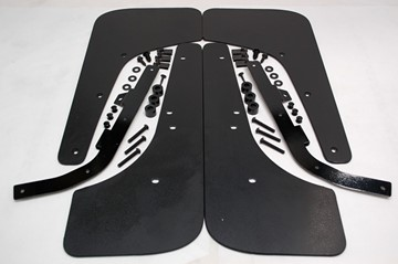 "Picture of 3SX Custom Mud Flaps for 3S aka ""Lat42"" Set of 4"