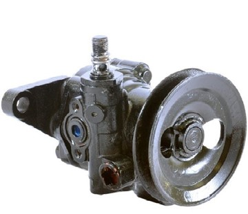 Picture of 3SX Non-OEM Power Steering Pump and Lines